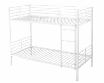LPD FurnitureApollo Bunk Bed in WhiteBlue Ocean Interiors