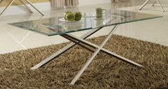 ExclusiveDelphi Coffee Table in Clear GlassBlue Ocean Interiors