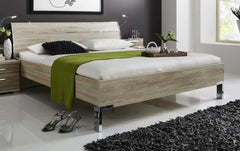Hollywood Bedframe in 2 Sizes  wood bed- Blue Ocean Interiors