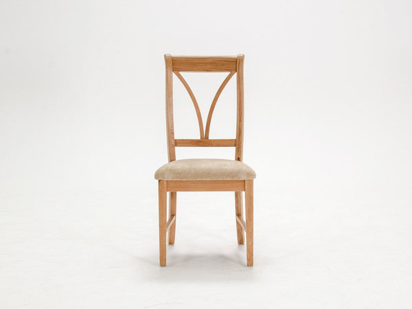 Vida LivingCarmen Dining Chair in OakBlue Ocean Interiors