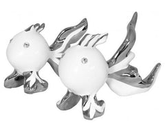 Small Puffa Fish  ornament- Blue Ocean Interiors