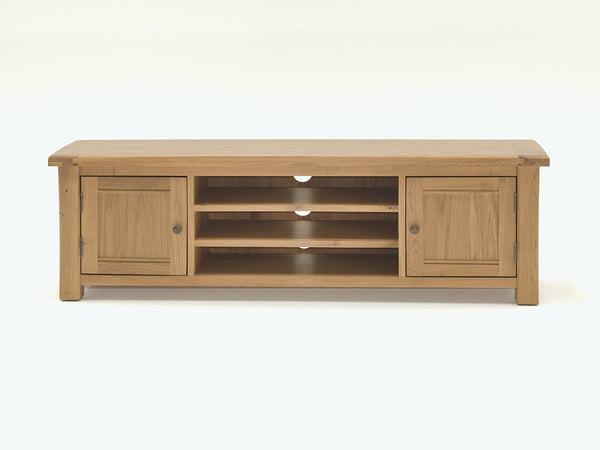 Vida LivingBreeze 160cm Tv Unit in OakBlue Ocean Interiors