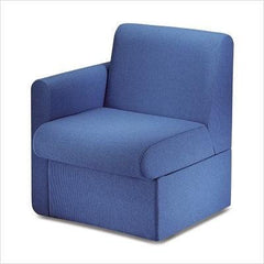 Ravel Reception Right Hand Chair  reception seating- Blue Ocean Interiors