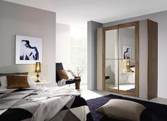 RauchAmberg Hinged Door Wardrobe 271cm WideBlue Ocean Interiors