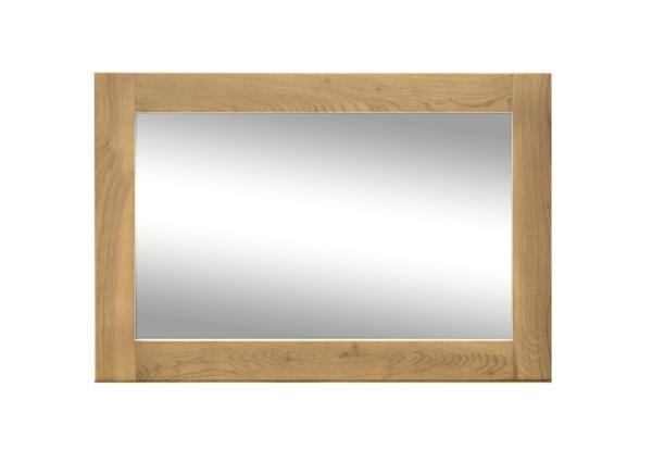 Vida LivingBreeze Mirror in Oak FinishBlue Ocean Interiors