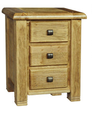 York Bedroom Bedside Table  bedside table- Blue Ocean Interiors