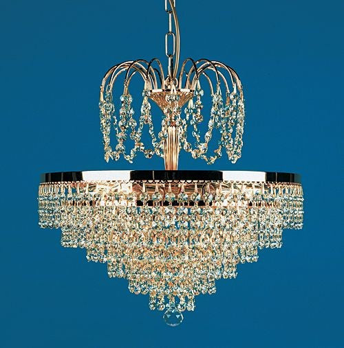 Impex LightingBremen ST00005/40/05/N Pendant LightBlue Ocean Interiors