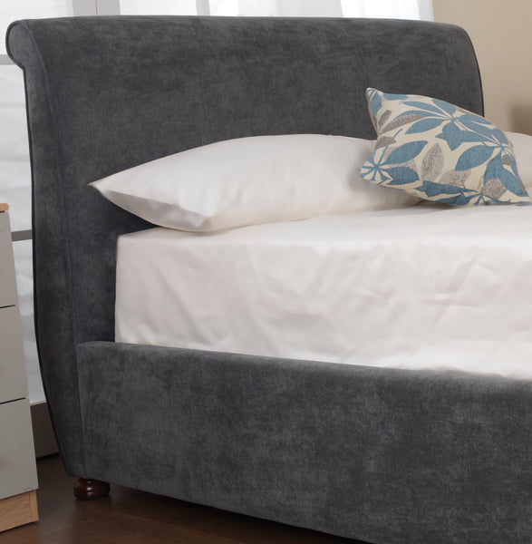 Sweet DreamsAdore Upholstered Fabric Bed in Pablo, Chenille or Executive FinishBlue Ocean Interiors
