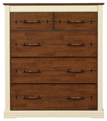 Amore 5 Drawers Chest