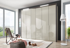 Cayenne Wardrobe with Extended Depth W233cm