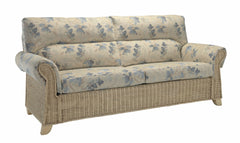 Clifton 3 Seater Rattan Sofa