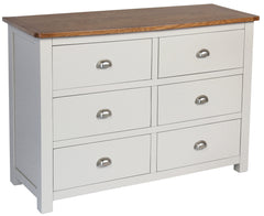 Cooper 6 Drawers Chest