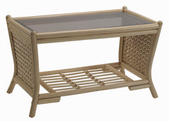 Harlow Rattan Coffee Table