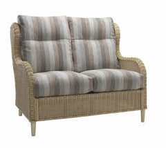 Hartford 2 Seater Rattan Sofa