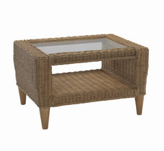 Hudson Rattan Coffee Table