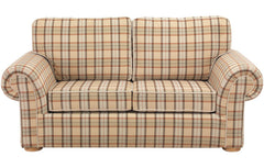 Milton 2 Seater Fabric Sofa