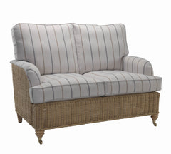 Seville 2 Seater Rattan Sofa Set