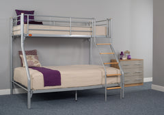 Thor Metal Triple Bunk Bed
