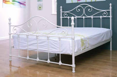Cotswold 4' Metal Bed