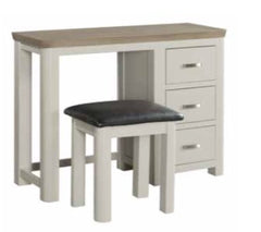 Treviso Painted Dressing Table and Stool
