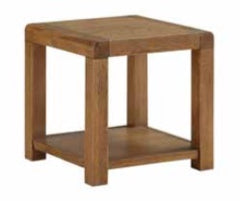Oakridge Dark End Table
