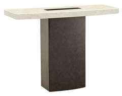 Panjin Marble Console Table