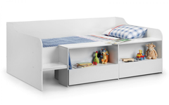 Stella White Low Sleeper