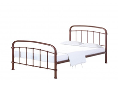 Halston Copper Bed