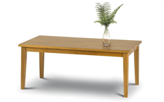 Julian BowenCleo Coffee Table in Light Oak FinishBlue Ocean Interiors