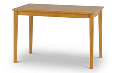 Cleo Dining Table in Light Oak Finish