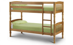 "Lincoln 2'6"" Pine Bunk Bed"