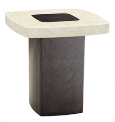 Panjin Marble Lamp Table