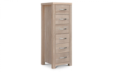 Hamilton 6 Drawer Tall Chest
