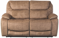 Langley 2 Seater Manual Recliner