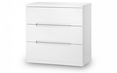 Manhattan 3 Drawer Chest