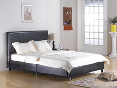 Fusion PU Kingsize Bed