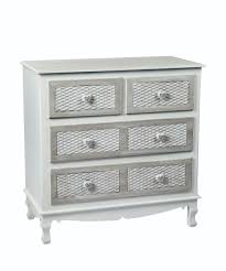 LPD FurnitureBrittany 2+2 Drawer ChestBlue Ocean Interiors