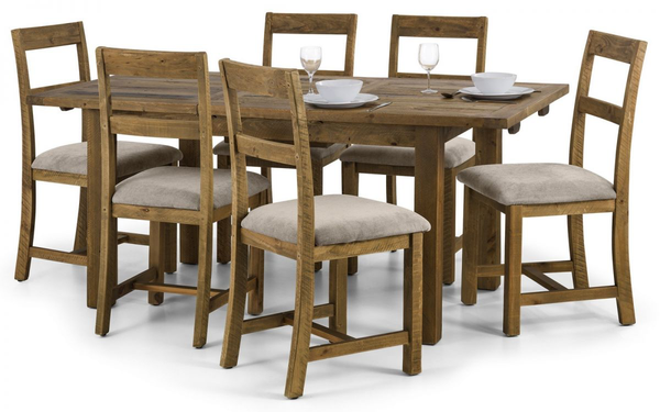 Julian BowenAspen Extending Dining Table wit 4 ChairsBlue Ocean Interiors