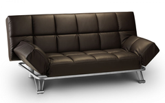 Manhattan Sofa Bed - Brown