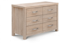 Hamilton 6 Drawer Wide Chest