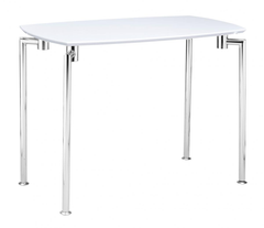 Heartlands FurnitureFiji High Gloss White Console TableBlue Ocean Interiors