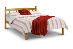 Pickwick 135cm Solid Pine Bed