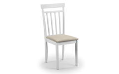 Julian BowenCoast White Dining ChairBlue Ocean Interiors