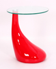 Heartlands FurnitureChilton Lamp Table in High Gloss Black, Grey, Red or WhiteBlue Ocean Interiors
