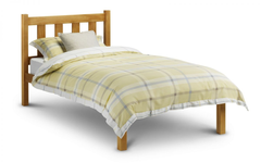 Poppy 135cm Solid Pine Bed