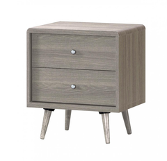 Heartlands FurnitureBelvoir 2 Drawers BedsideBlue Ocean Interiors