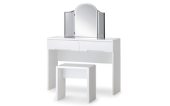 Manhattan Dressing Table with 2 Drawers