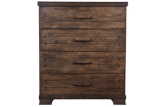 Mozart 4 Drawers Chest