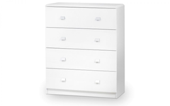 Domino 4 Drawer Chest