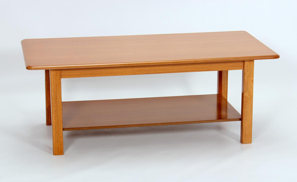 Heartlands FurnitureAvon Coffee Table in Mahogany or Golden OakBlue Ocean Interiors